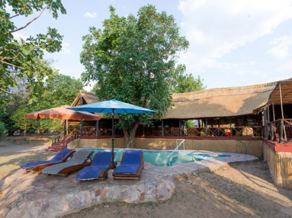 Zikomo Camp, South Luangwa, Zambia