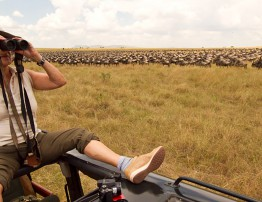 Serengeti migration safari with Africa Geographic