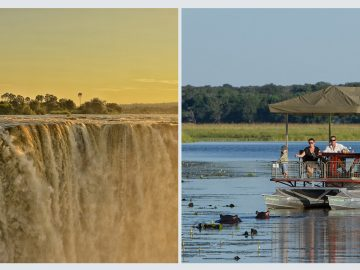 Victoria Falls and Chobe River, an Africa Geographic safari