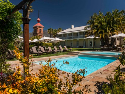 Dock House Boutique Hotel, V&A Waterfront, Cape Town - pool