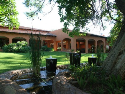 The Bush House in Madikwe, South Africa